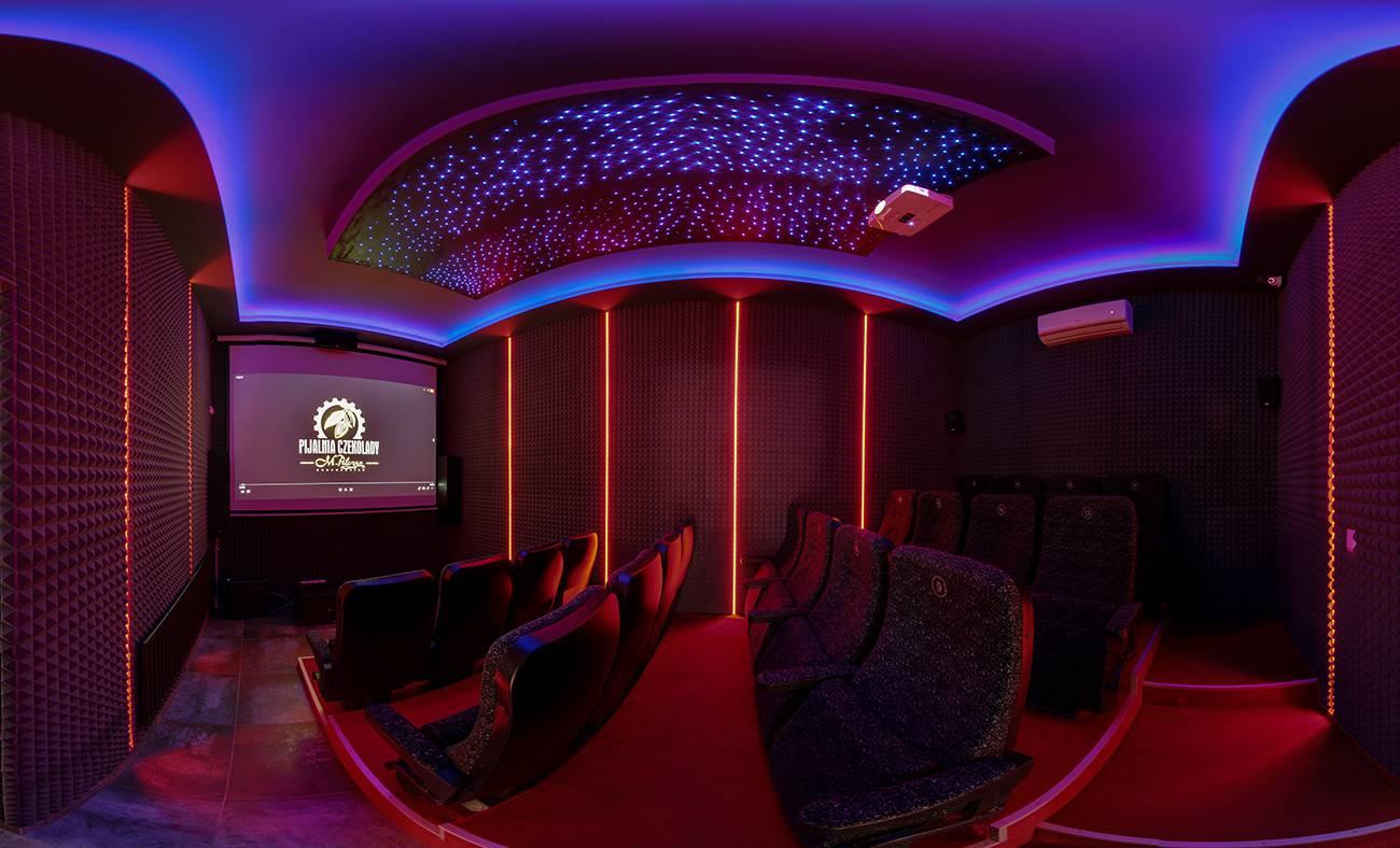 Panorama Kino 3D M.Pelczar